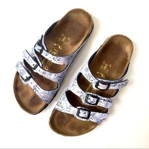 Birkenstock Papillio Florida Patterned Sandals 37